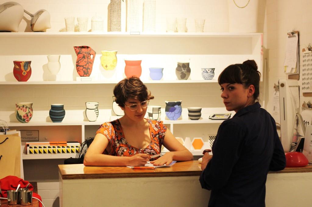 at Gaffa gallery